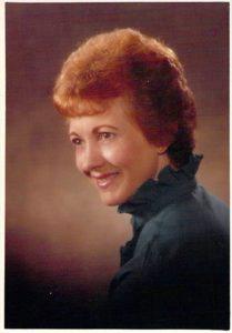 Doris Mary Romell